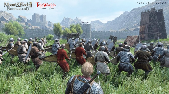 Mount & Blade II: Bannerlord Gets New Gameplay Footage