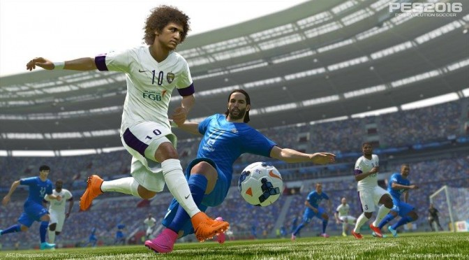 Pro Evolution Soccer 2016 – Launch Screenshots Released