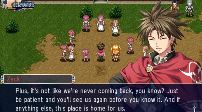 Asdivine Hearts Is Coming To The PC – Classic Turn-based JRPG – Gets Steam Greenlight Campaign