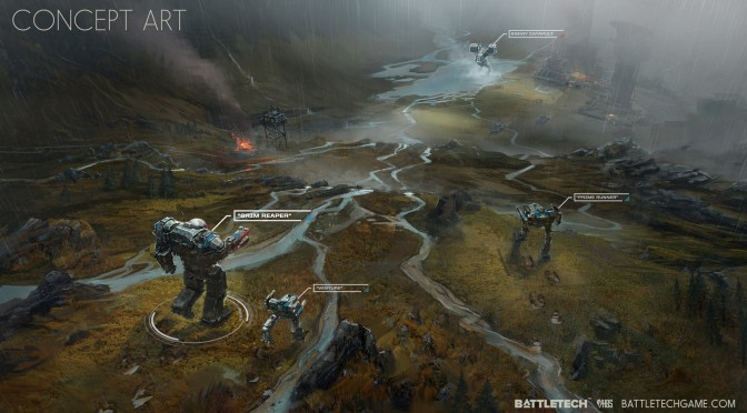 BATTLETECH has been delayed to 2018