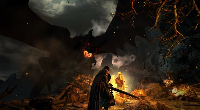 Dragon's Dogma: Dark Arisen – PS3 versus PC Comparison Screenshots