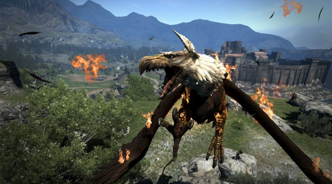 Dragon's Dogma: Dark Arisen Is Officially Coming To The PC In January 2016, First PC Screenshots
