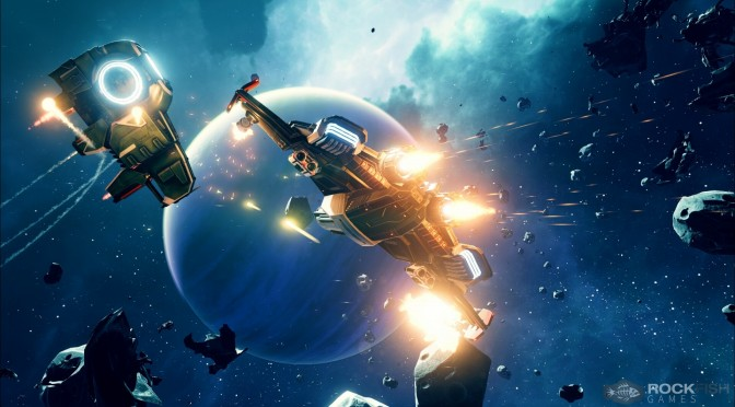 The developers of EVERSPACE are working on a new space game, to be revealed on August 19th
