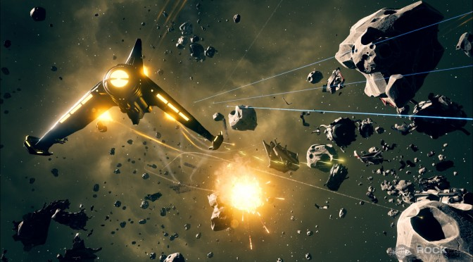 Everspace – Space Shooter Powered By Unreal Engine 4 & PhysX – Enters Closed Alpha On April 29th