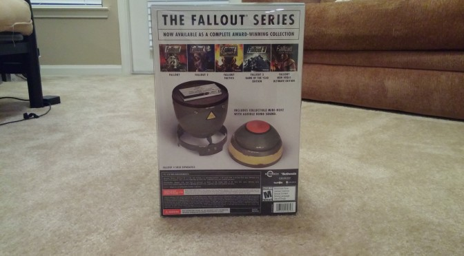 The Fallout Anthology Is Now Available