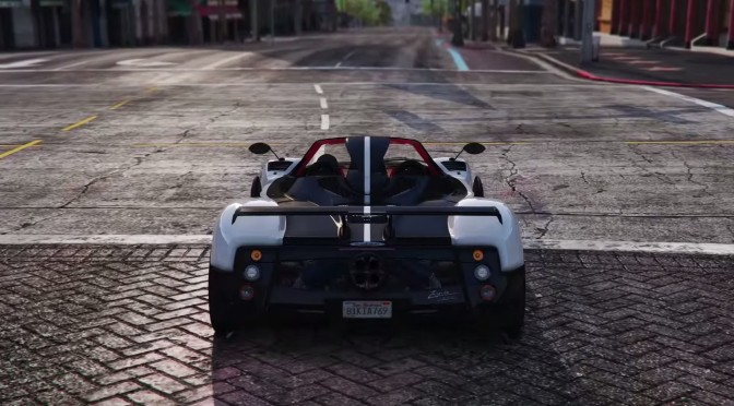 Grand Theft Auto V U2013 Realistic Vehicle Mod Pack V1 Released, Features +50  Real Vehicles