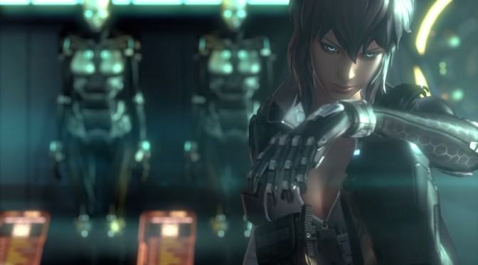 Ghost in the Shell: Stand Alone Complex – First Assault Online Is Free To Play This Weekend