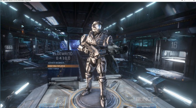 Halo: Online – New Screenshots From The Latest ElDewrito Build Released