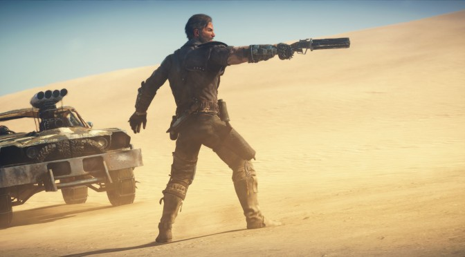 Mad Max – New Update Released – Packs General Performance Improvements, Improves Data Streaming