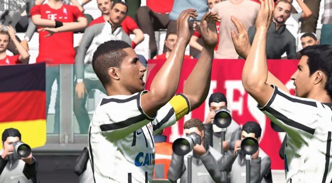 Pro Evolution Soccer – Juventus versus A.S. Roma – Full Match + 4K Resolution Screenshots