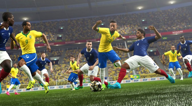Pro Evolution Soccer 2016 – Data Pack 3 Now Available, Brings New Free UEFA EURO 2016 Content