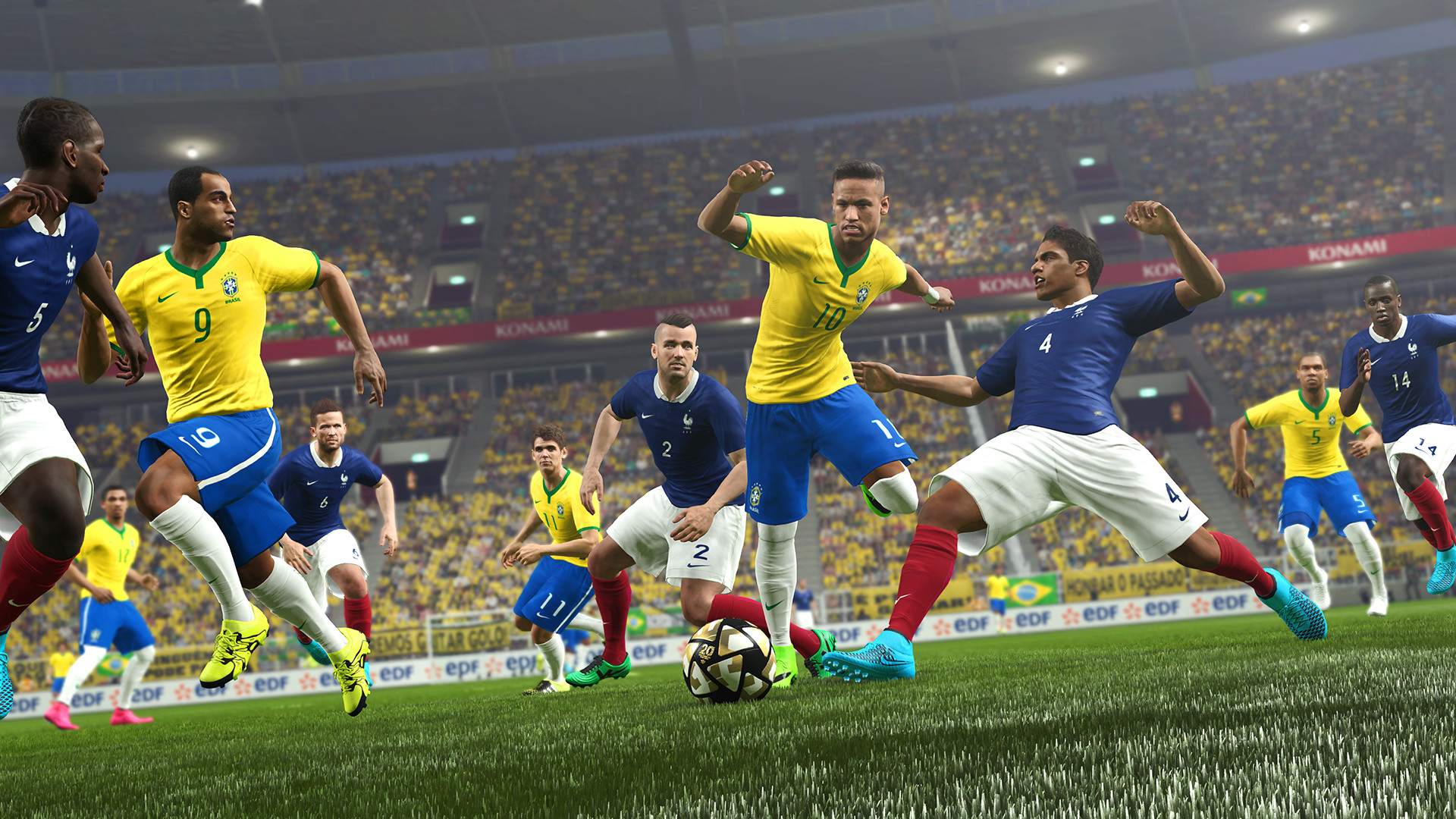 Pro Evolution Soccer 2016 - PC Demo Now Available - DSOGaming