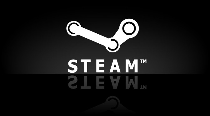 Steam screenshot logo header