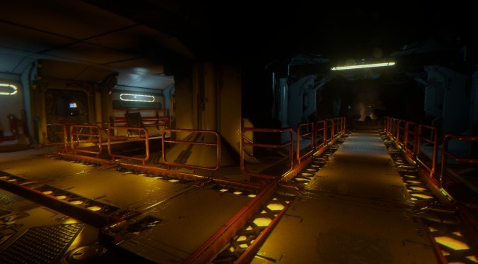 Syndrome Announced – New First Person Survival Horror Game – First Screenshots