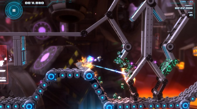 Tinertia – Dynamic Action-platformer – Fully Releases Today On Steam