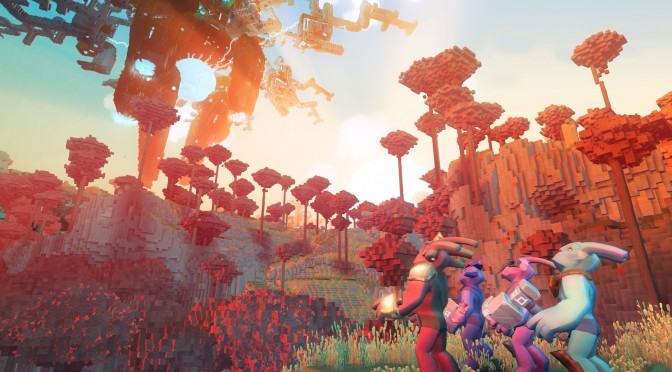 Sandbox MMO Boundless fully releases on September 11th, will support crossplay between PC and PS4