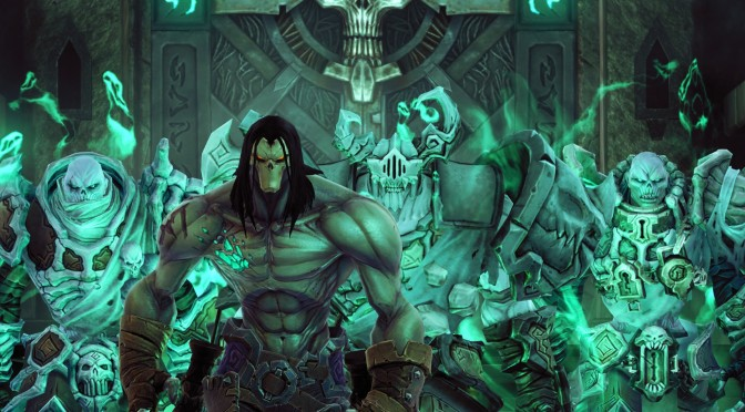 You can now play Darksiders 2 in first-person mode thanks to this mod