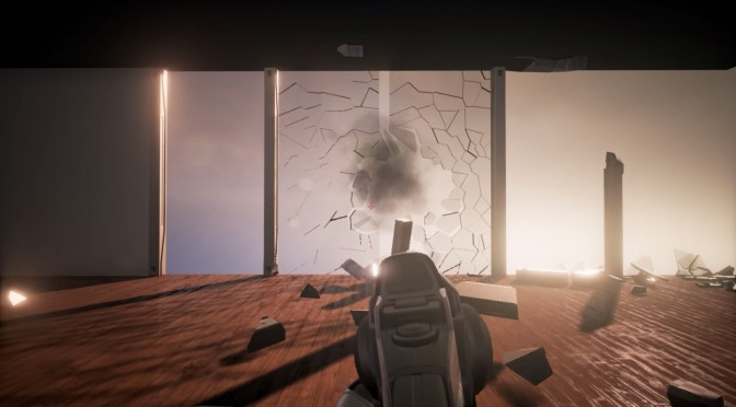 Destructevolve – Unreal Engine 4 Physics Demo With Destructible Environments – Download Coming Soon