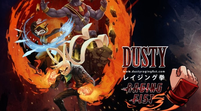 """The Developers Of """"Final Fantasy VII Reimagined"""" Launch Kickstarter Campaign For Dusty Raging Fist"""