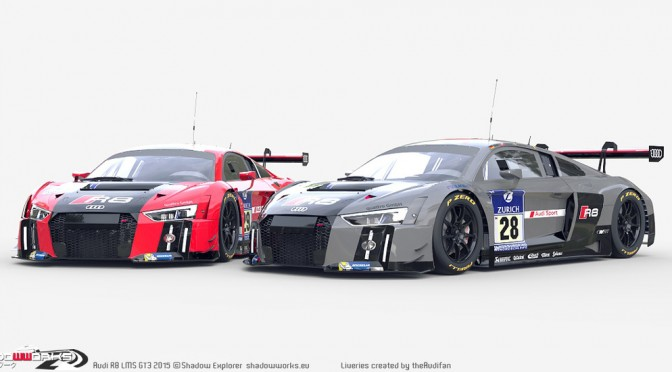 Project CARS – First Mod Aiming To Bring Five GT3 Cars