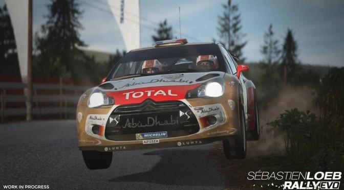 Sébastien Loeb Rally EVO Releases Today On Steam