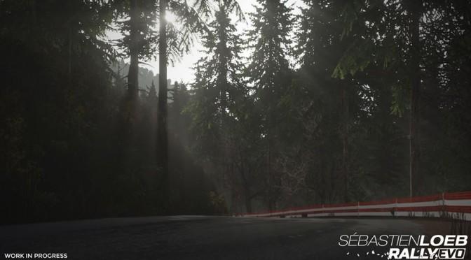 Sebastien Loeb Rally Evo – New Screenshots Released