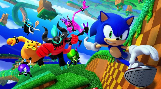 Sonic Lost World Is Now Available On The PC