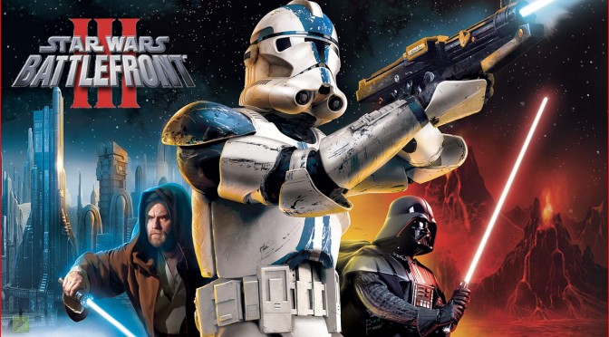Star Wars Battlefront 3, Empire of Mana & Dragon Quest Rivals appear on Steam Database