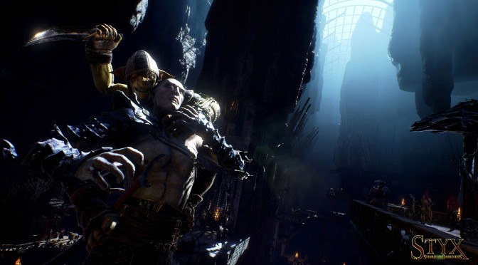 Styx: Shards Of Darkness gets first gameplay trailer