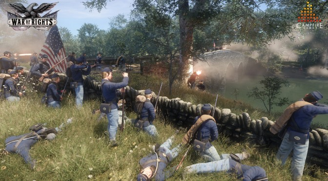 CRYENGINE-powered War of Rights showcases cool dynamic weather effects