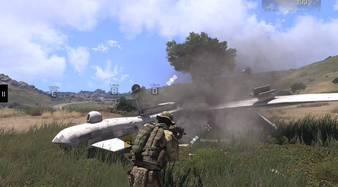 Arma 3 is free to play this weekend