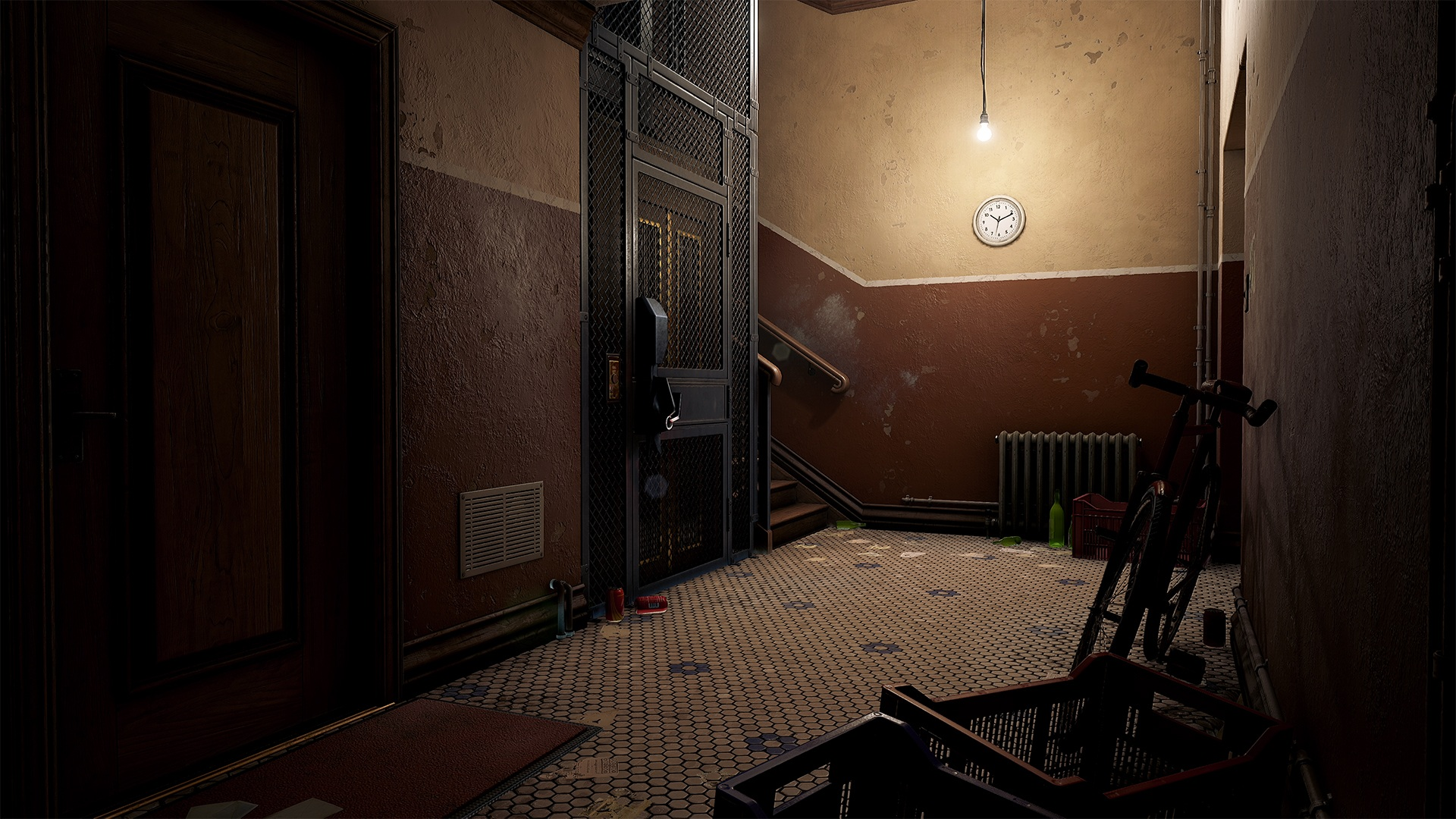 Half Life 2's City 17 Apartment In Unreal Engine 4 Will Be Available