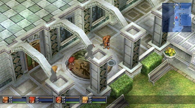 The Legend of Heroes: Trails in the Sky SC Is Coming To The PC On October 29th