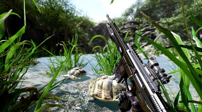 Crysis is now 10 years old and here are the best graphics