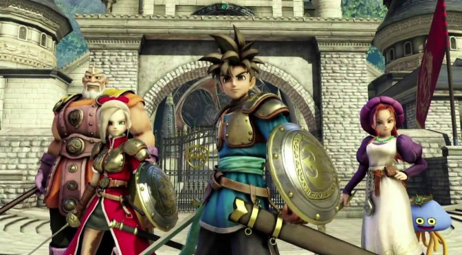 Dragon Quest Heroes: The World Tree's Woe and the Blight Below Impressions