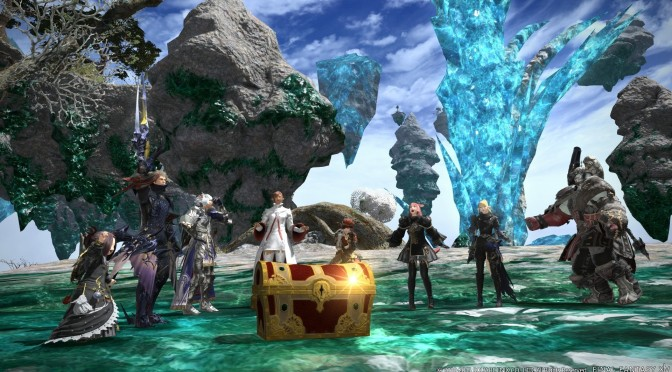 Final Fantasy XIV: A Realm Reborn – Patch 3.1 Coming On November 10th