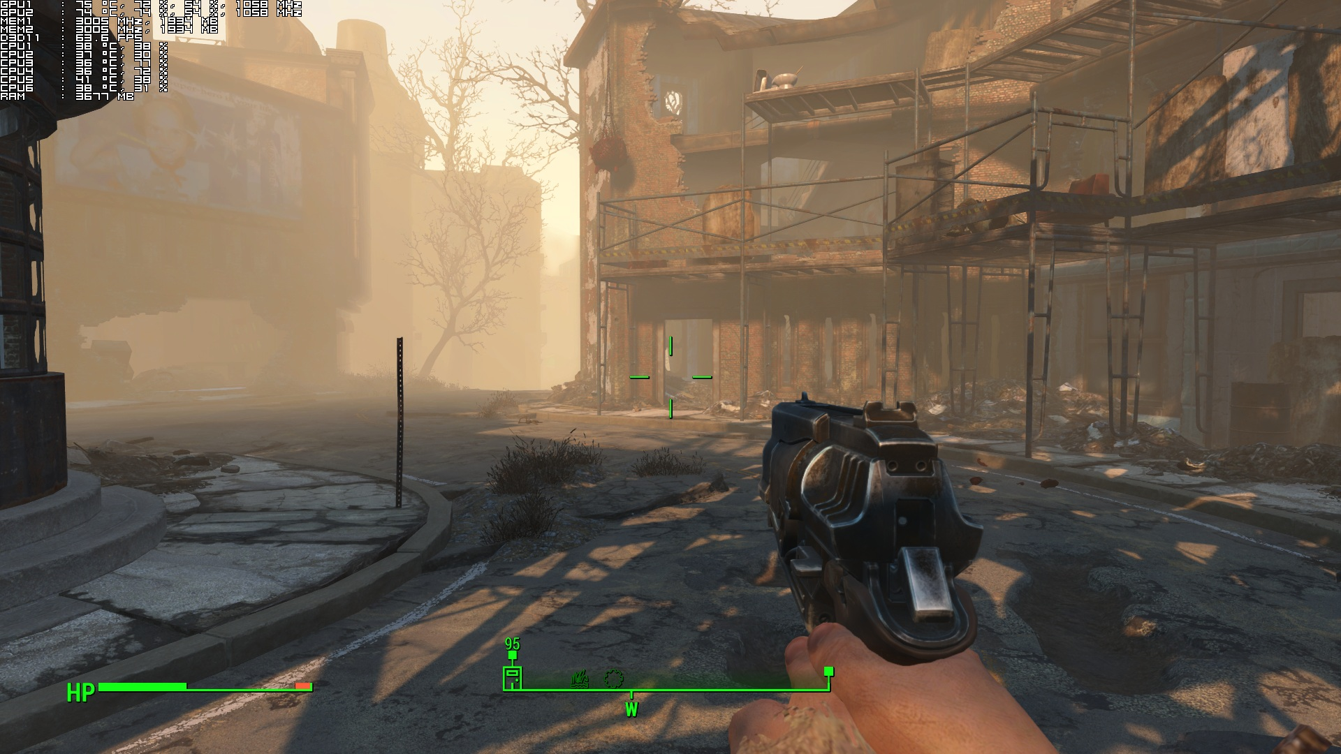 Fallout 4 SLI scaling not ideal