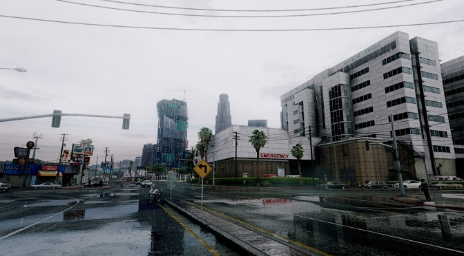 This Project Overhauls GTAV's Visuals, Turning It Into One Of The Most Beautiful Games Ever Released