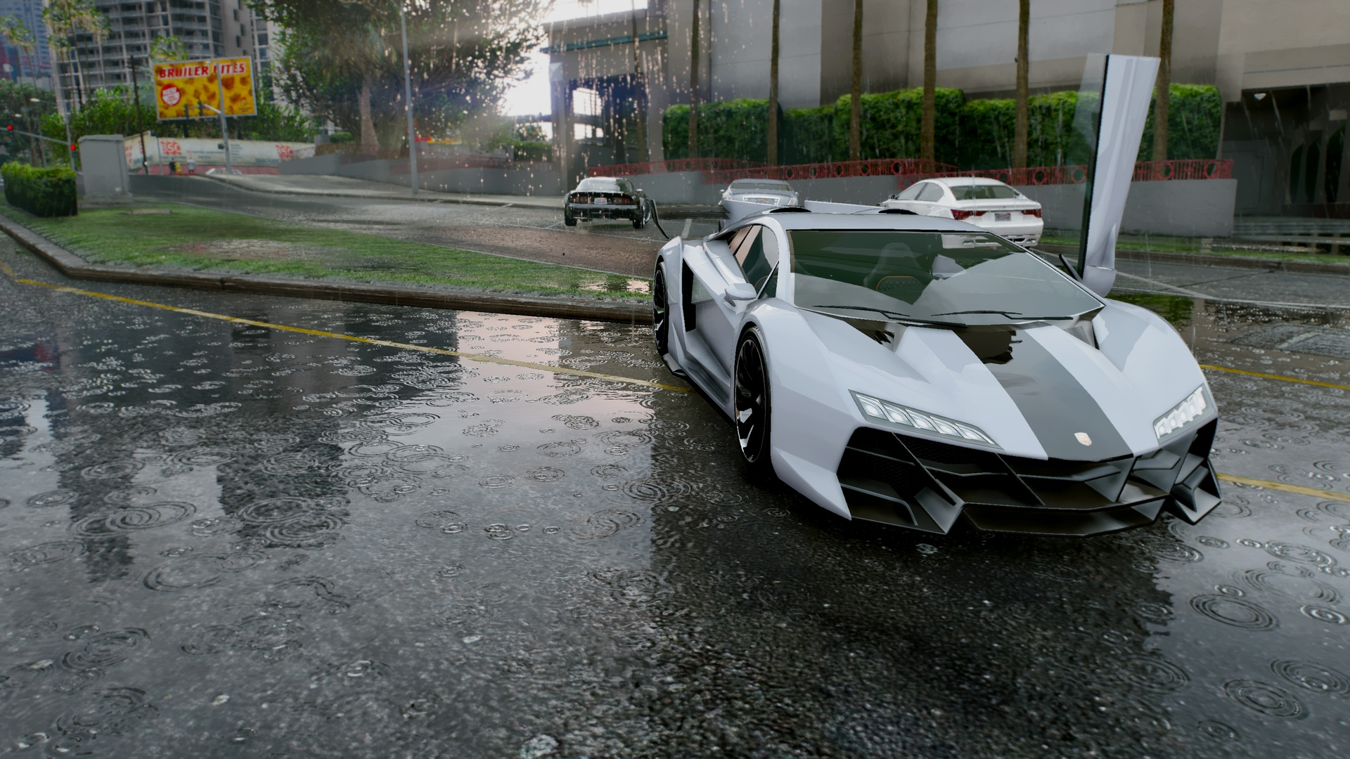 This Project Overhauls GTAV's Visuals, Turning It Into One