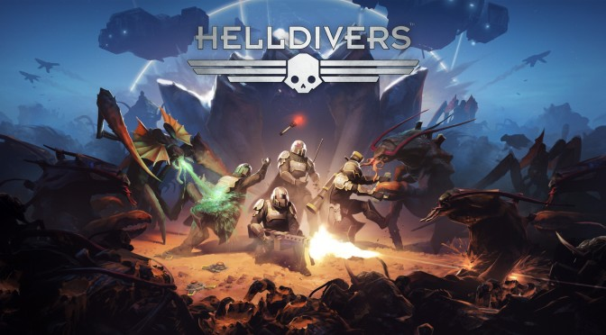HELLDIVERS Is Coming To The PC This December