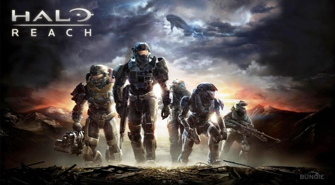 Halo Reach feature