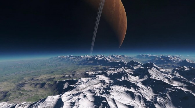 Infinity: Battlescape Is A Truly Next-Gen Title, New Video Shows First Experimental Mod