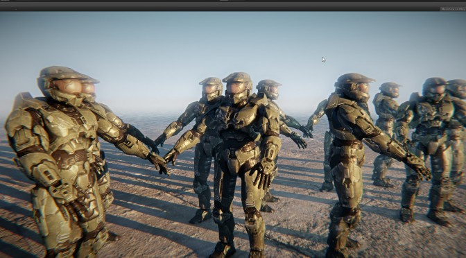 Fan-made Halo PC game, Installation 01, gets new trailer