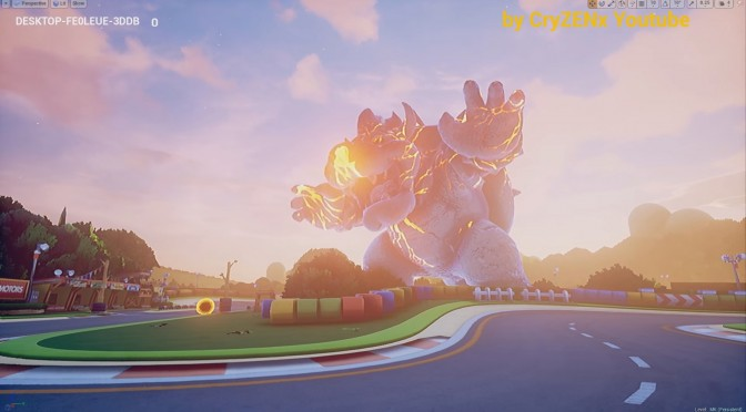 Mario Kart Recreated In Unreal Engine 4 With Multiplayer Support – Available Now For Download