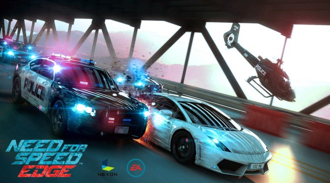 Need For Speed: Edge Gets Reveal Trailer
