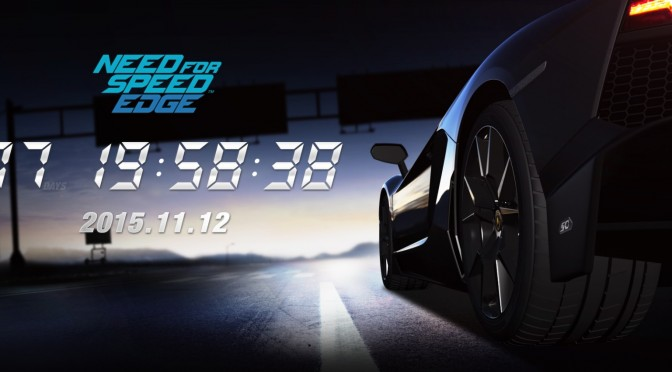 Need For Speed Edge – New MMO F2P Game From Nexon/Spearhead – Teaser Trailer Released