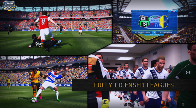 PES 2016 – PESGalaxy Mod Available – Adds 561 New or Updated Faces + New Teams & Major Fixes