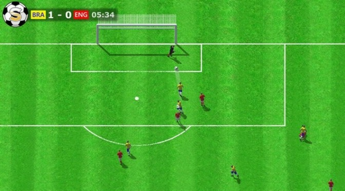 Sociable Soccer Gets Gameplay Video
