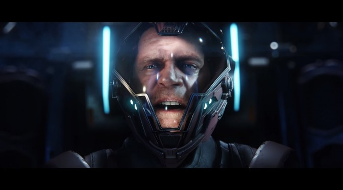 New Squadron 42 trailer compares its highly detailed real-time characters with the real actors