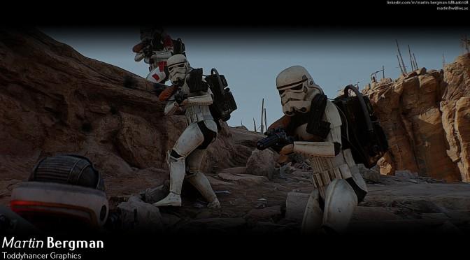 Star Wars: Battlefront Looks Lovely With Martin Bergman's Toddyhancer Mod